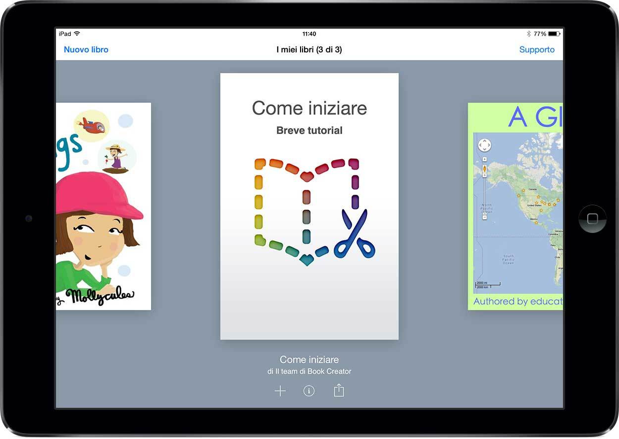 Book-Creator-in-Italian