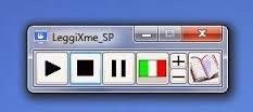 Sintesi vocale: Leggixme (PC)