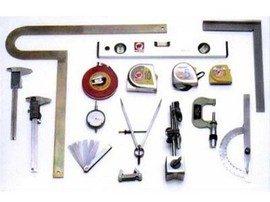 Materiale: strumenti di misura-macchine-utensili