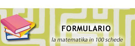 Matematica: in 100 schede