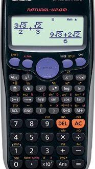 Matematica:Calcolatrice che scrive come il libro stampato