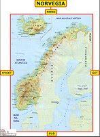 Geografia: Norvegia