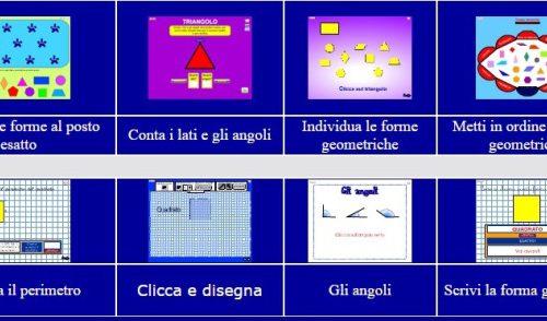 Geometria: Giochi didattici