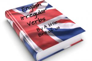 Inglese:Ripasso paradigmi verbi irregolari – giochi, test, quiz