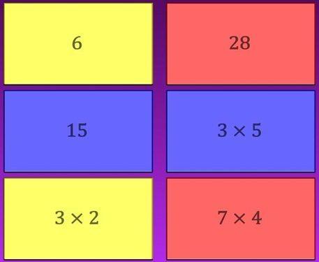Matematica: Gioco per le tabelline