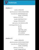 Analisi verbi: App da scaricare per Android