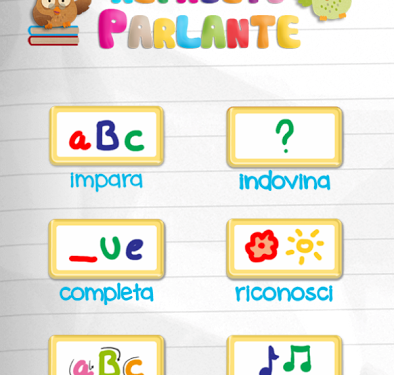 Alfabeto Parlante: App da scaricare (iOS – Android )
