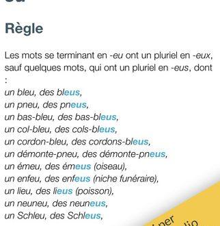 Francese: Ortografia, app da scaricare per esercitarsi (ipad – iphone – android)