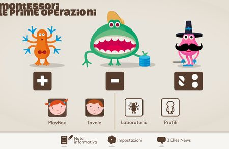 Matematica: Prime Operazioni Montessori (ipad- iphone)